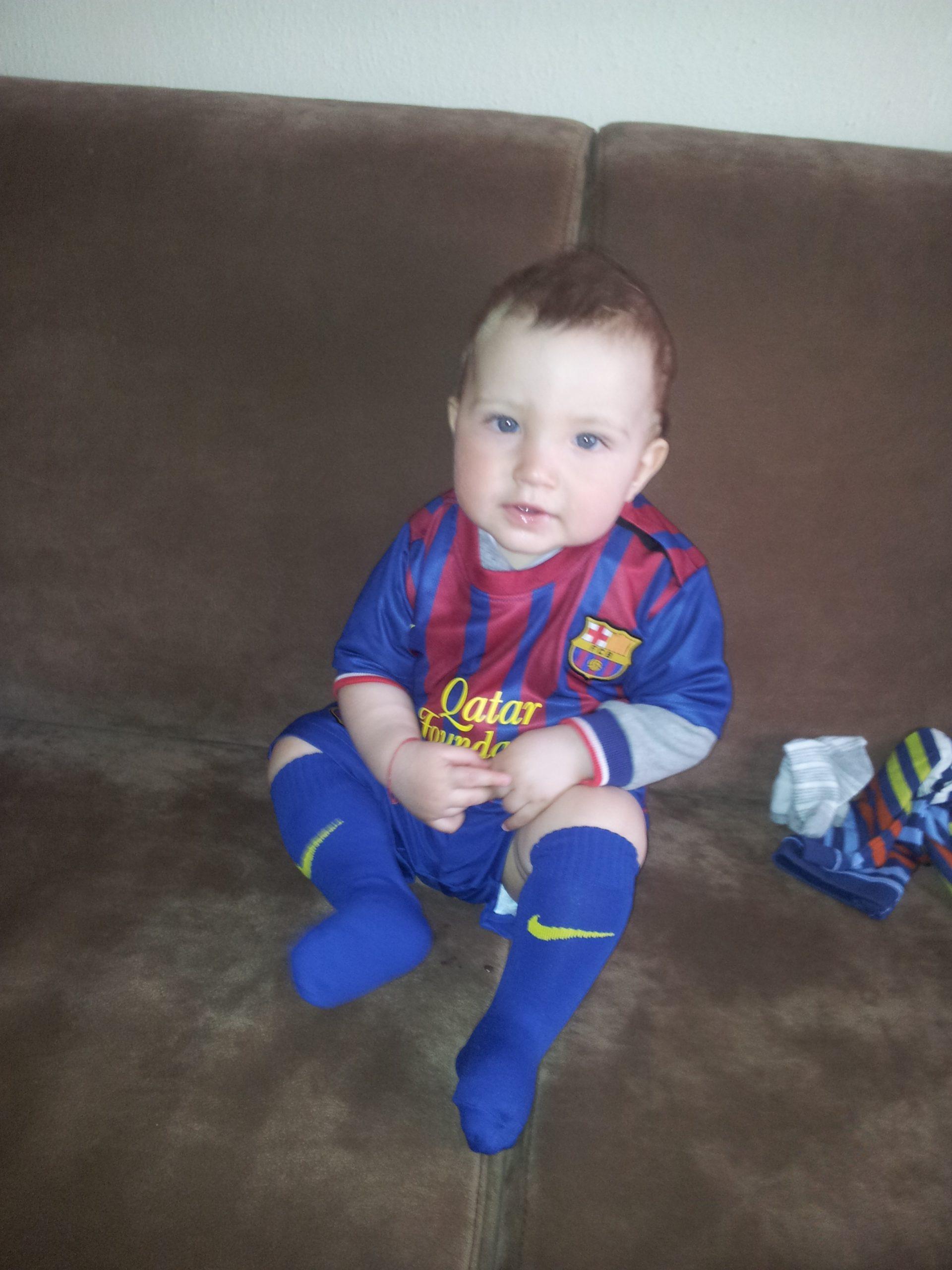 Malý veľký futbalista